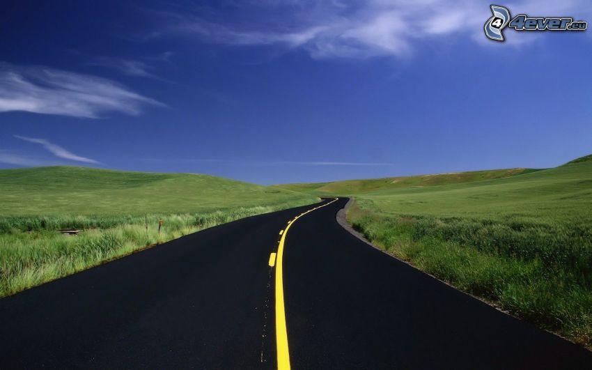 camino, campo