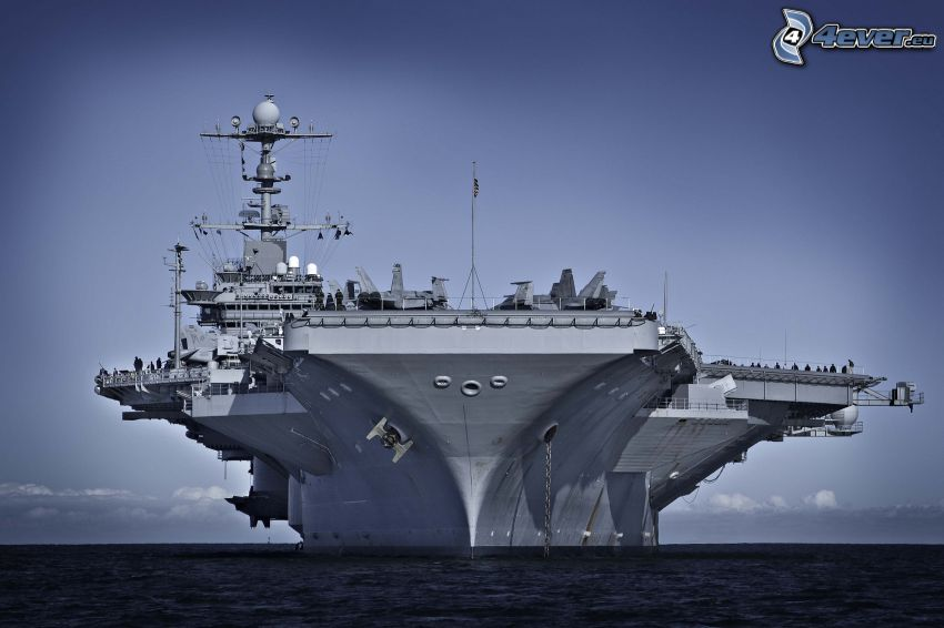 USS George Washington, portaaviones