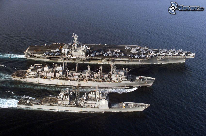 USS Nimitz, portaaviones