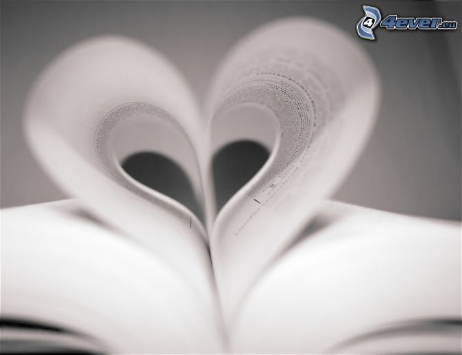 coeur du paper, livre