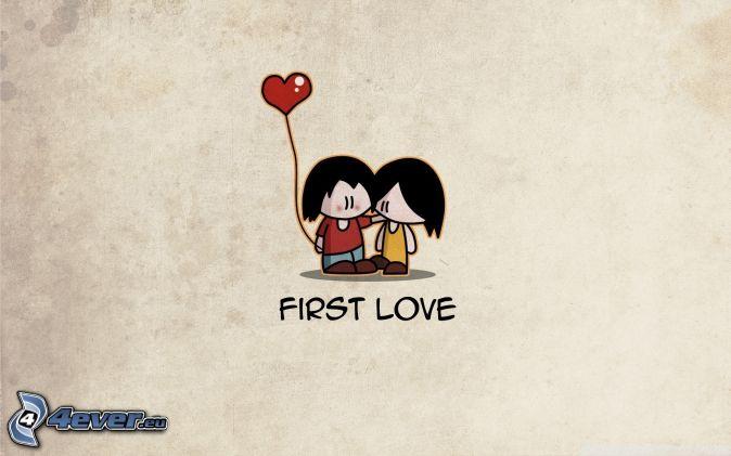 Mon premier Amour