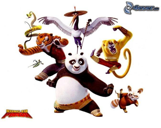 Kung fu panda - Singe kung fu panda ...