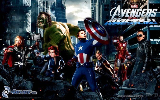 The avengers - Avengers 2 telecharger ...