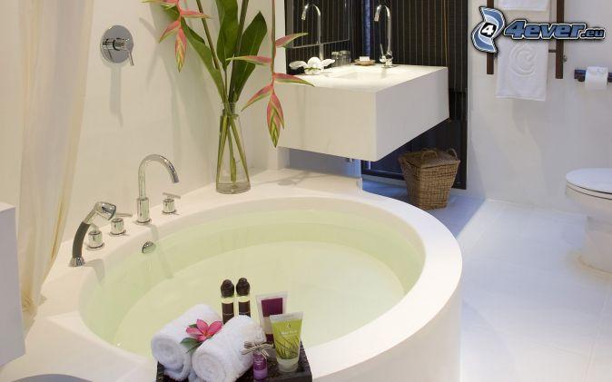 bain. Black Bedroom Furniture Sets. Home Design Ideas