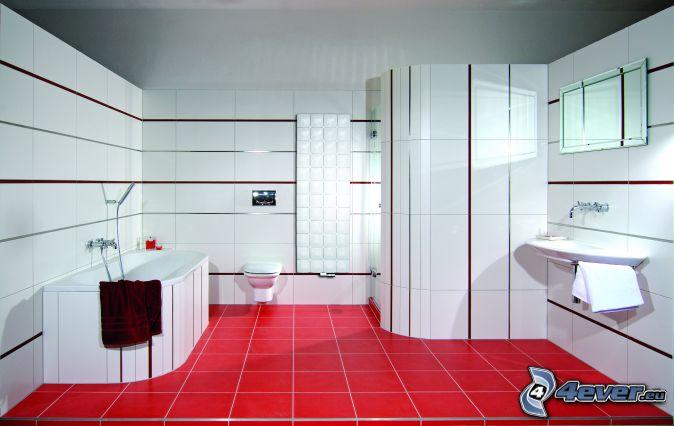 coin douche. Black Bedroom Furniture Sets. Home Design Ideas