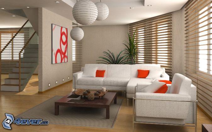 salle de s jour. Black Bedroom Furniture Sets. Home Design Ideas