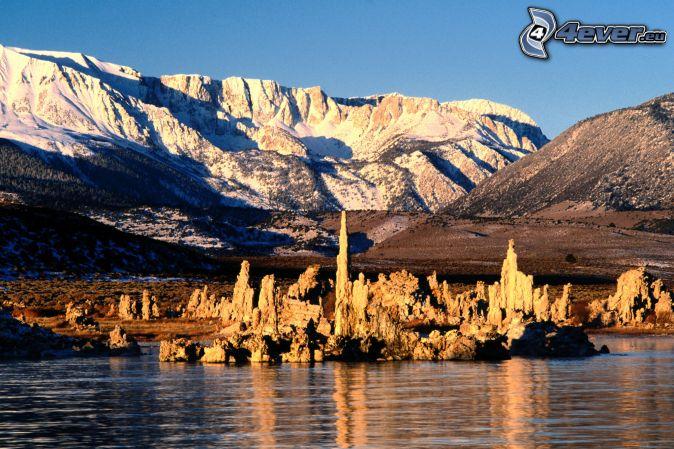 lac Mono Mono-lake,-californie,-usa,-montagnes-150228