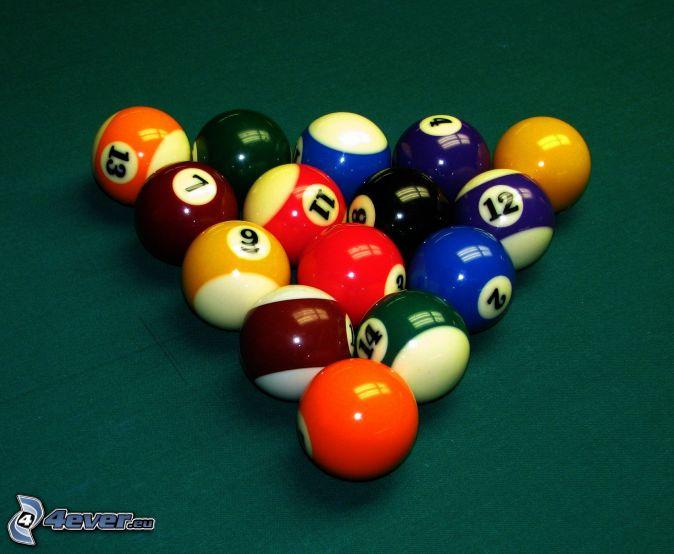 Billard - Taille billard snooker ...