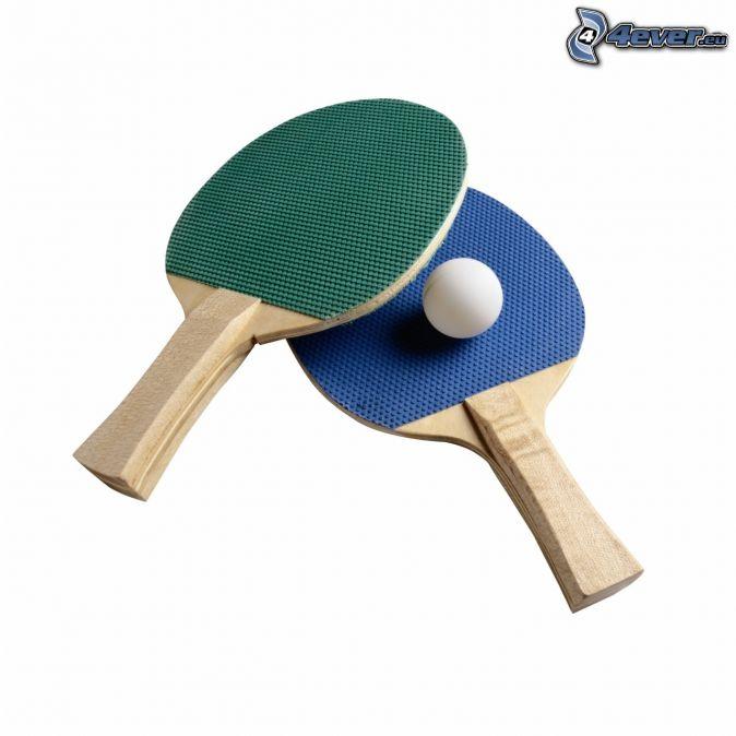 Raquette - Raquettes de tennis de table ...