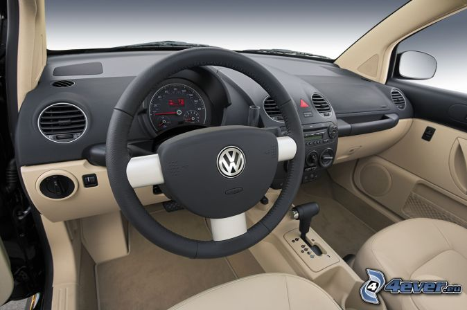 Volkswagen new beetle for Interieur new beetle 2000