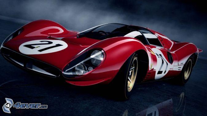 Voiture de course - Photo voiture de course ferrari ...