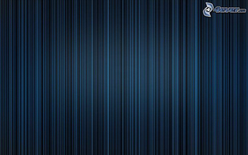 lignes bleues, fond bleu
