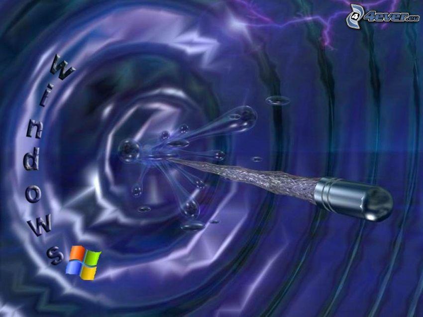 Windows XP, balle