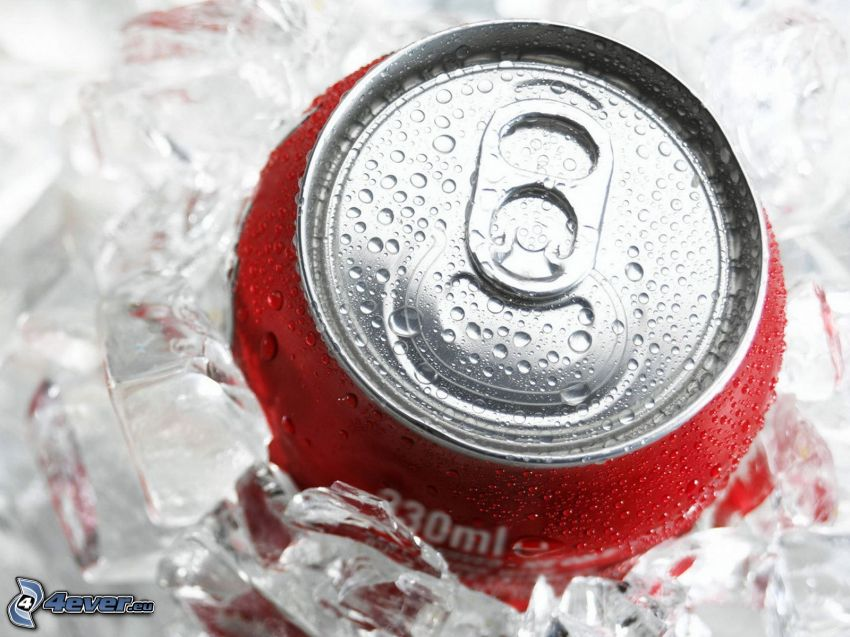 Coca Cola, boite