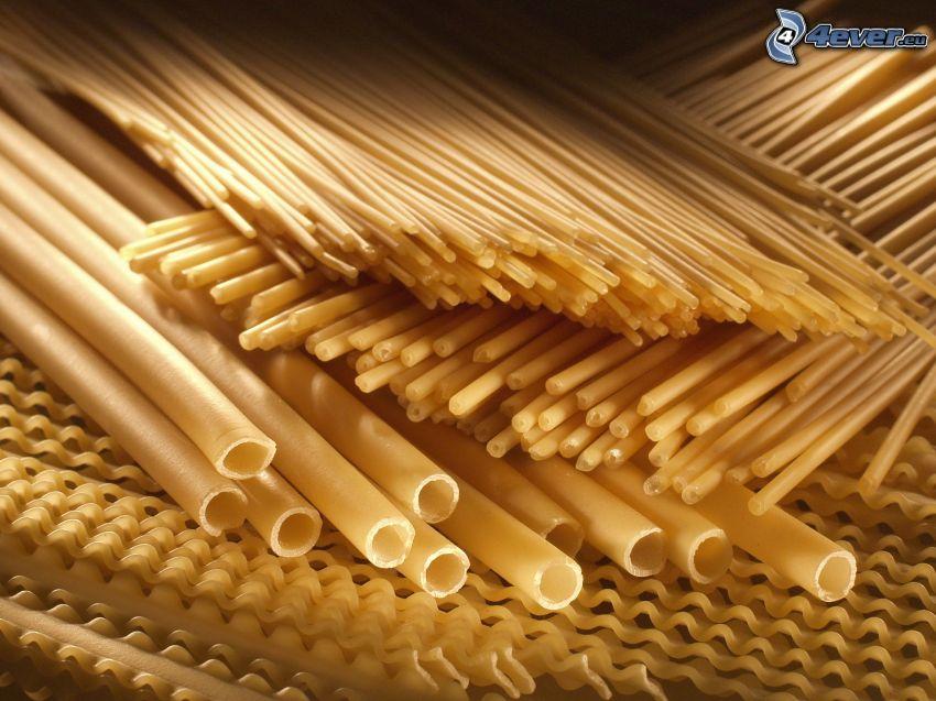 pâtes, spaghetti