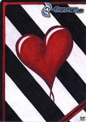 cœur, amour