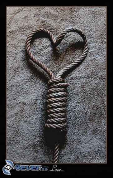 corde, cœur, amour