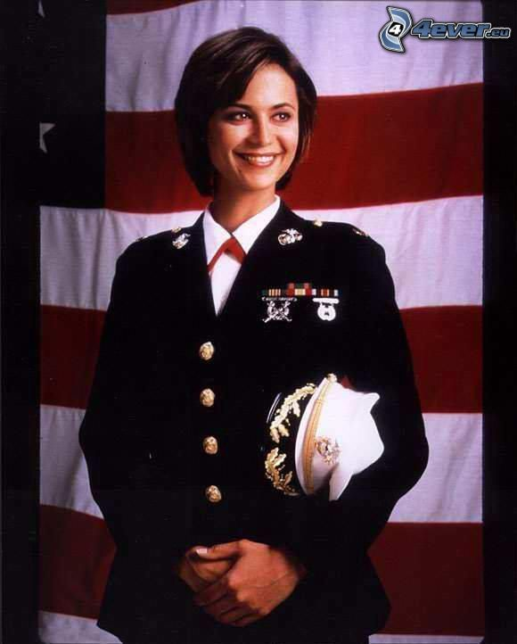 Catherine Bell, JAG, série