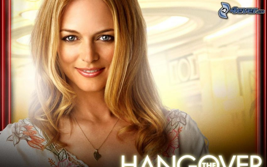 The Hangover, Heather Graham