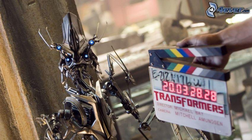 Transformers, robot