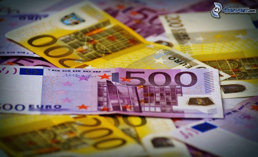 billets de banque, monnaie