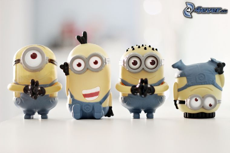 Minion, personnages