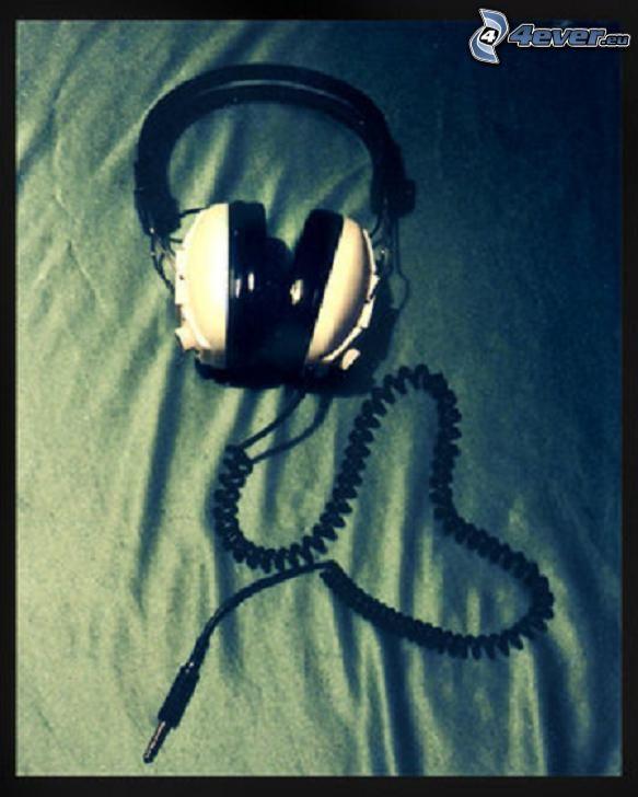 musique, amour, cœur