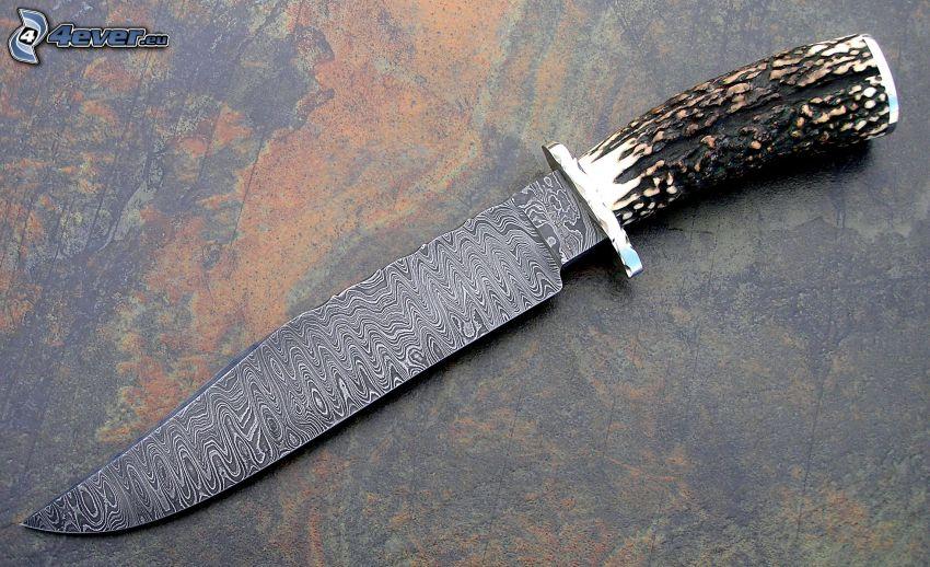 poignard, couteau