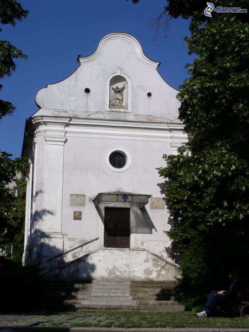 chapelle, Nitra