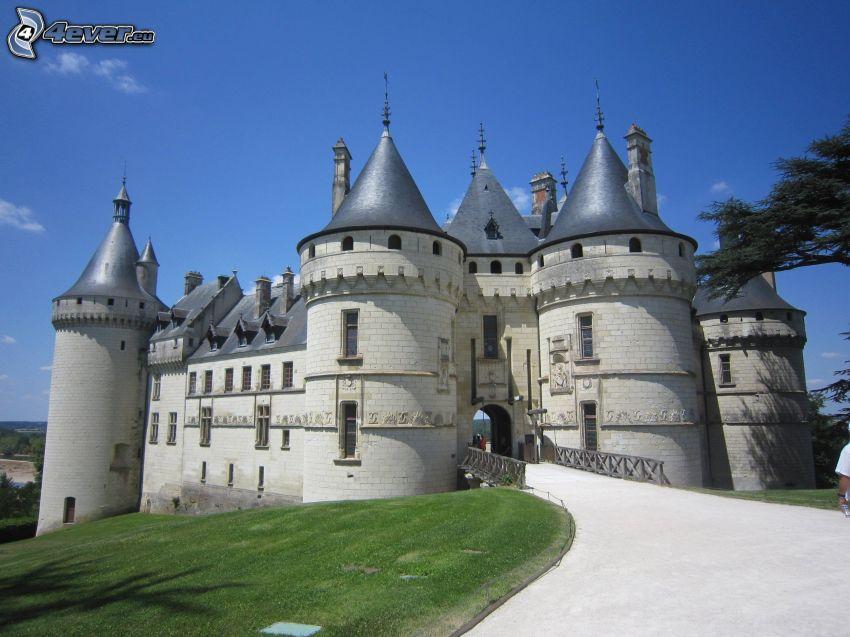 Château de Chaumont, pont