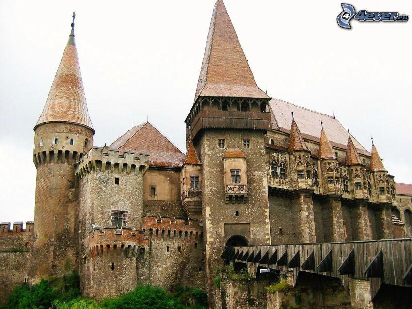 Hunyad, château