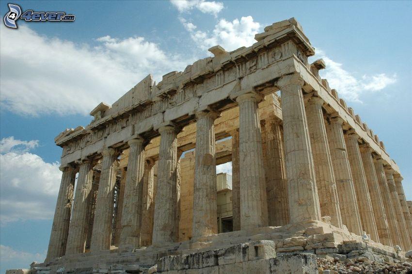 Parthénon, Athènes