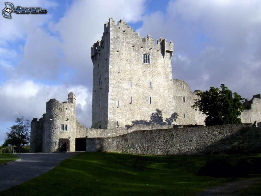 Ross château