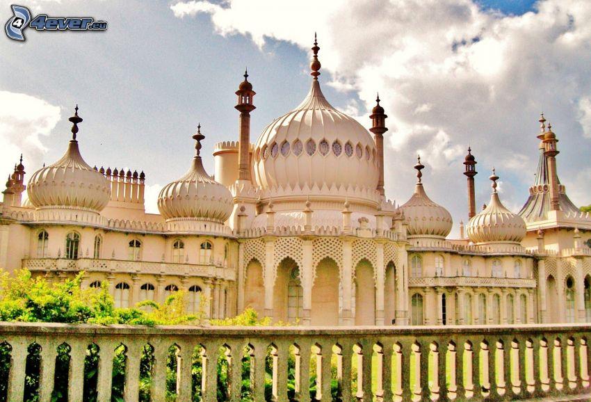 Royal Pavilion, clôture