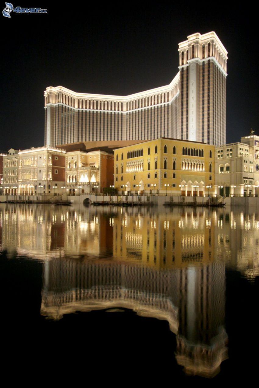 The Venetian Macao, hotel, Hong Kong