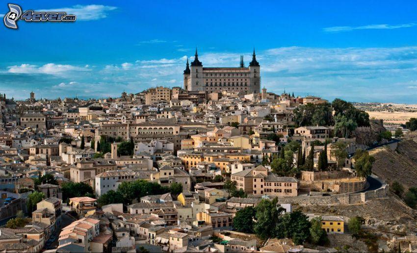 Alcázar de Toledo, Tolède