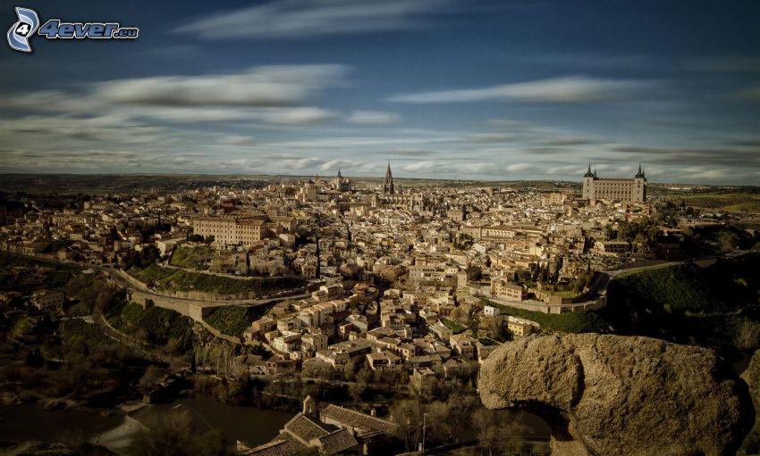 Tolède, Alcázar de Toledo