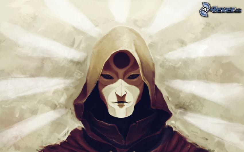 Amon, le moine