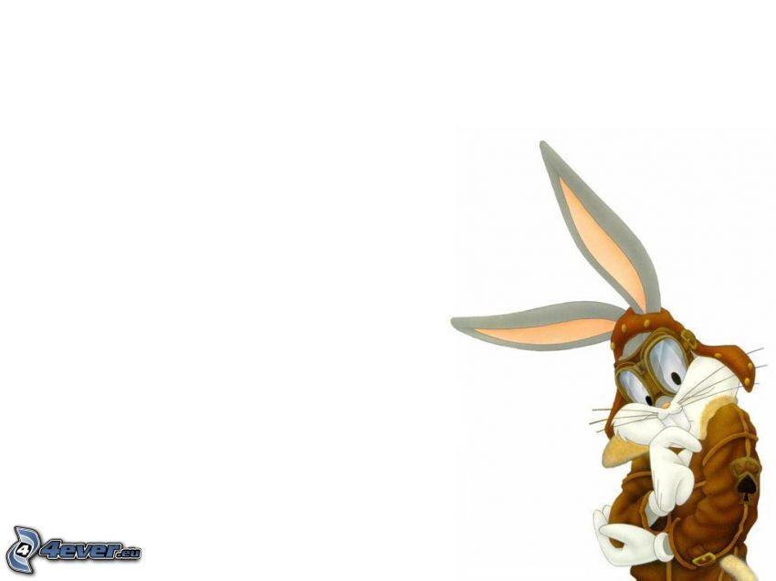 Bugs Bunny, lapin desinné