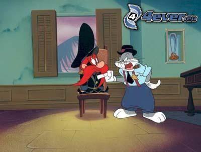 Bugs Bunny, Warner Bros