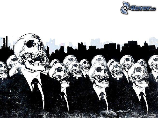 squelettes
