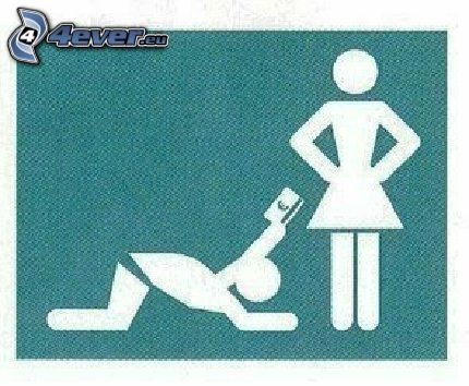 homme et femme, manifestation, carte de crédit