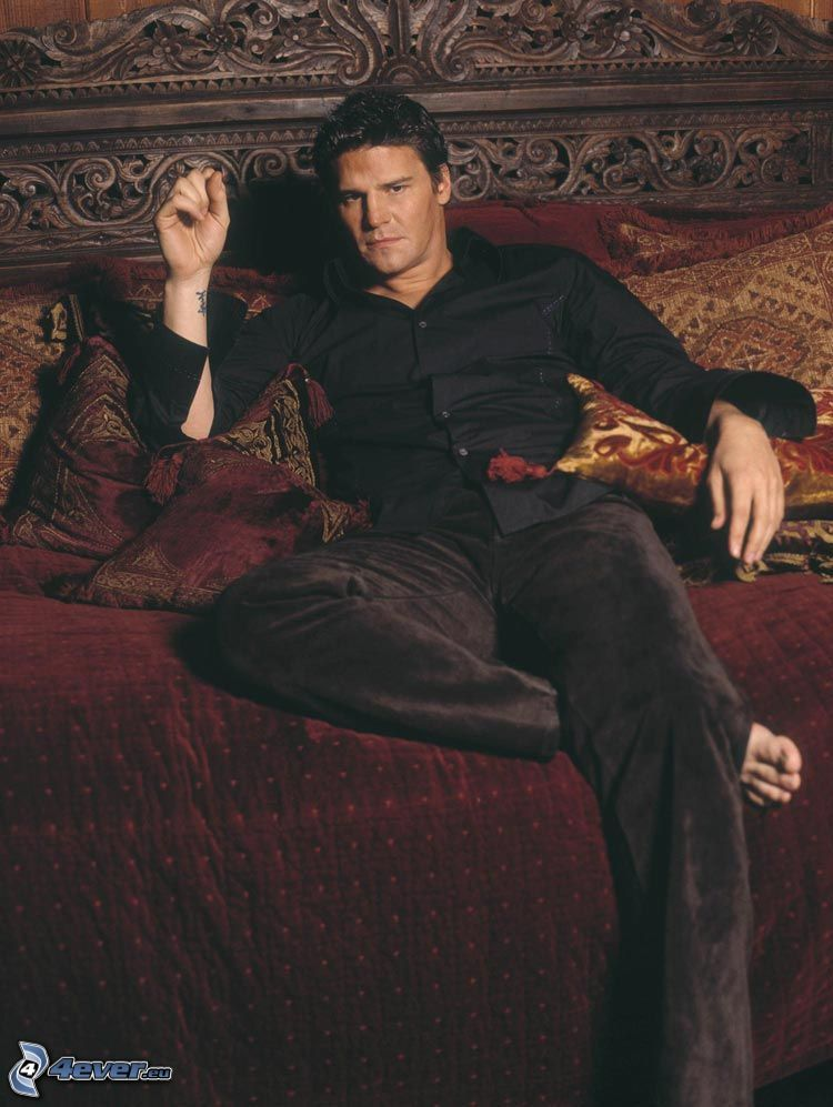 David Boreanaz, Seeley Booth, Buffy