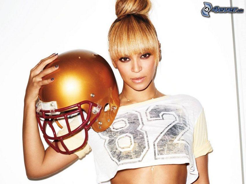 Beyoncé Knowles, casque