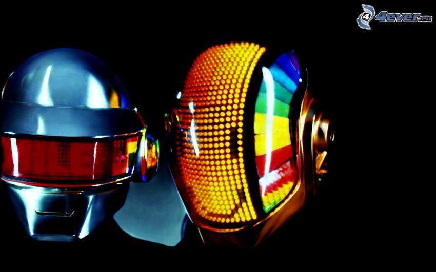 Daft Punk, casque