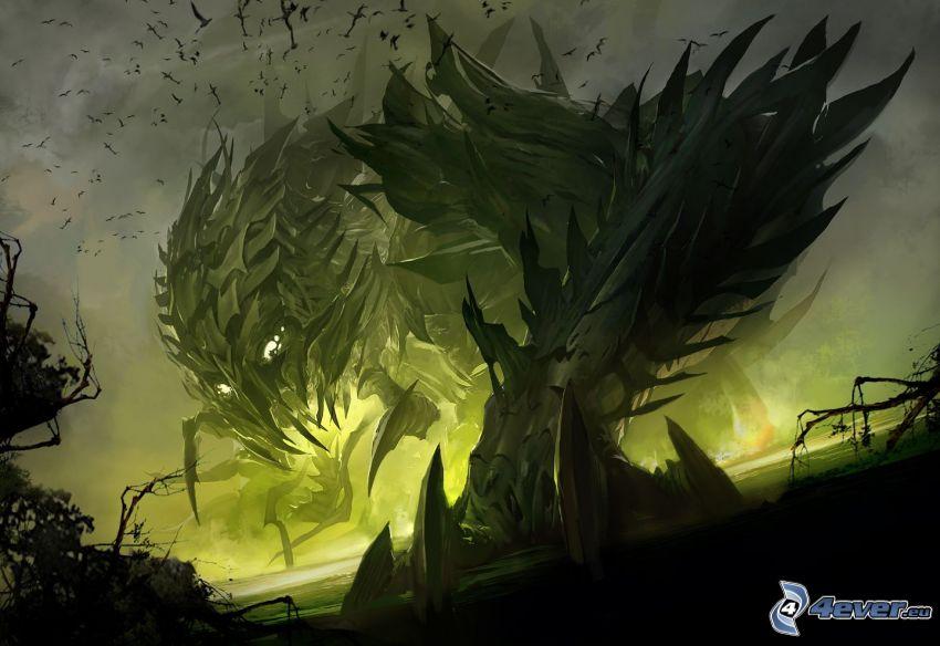 Guild Wars 2, dragon