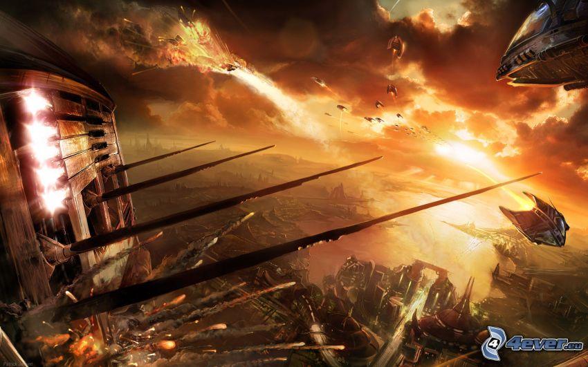 Mass Effect 3, fantaisie