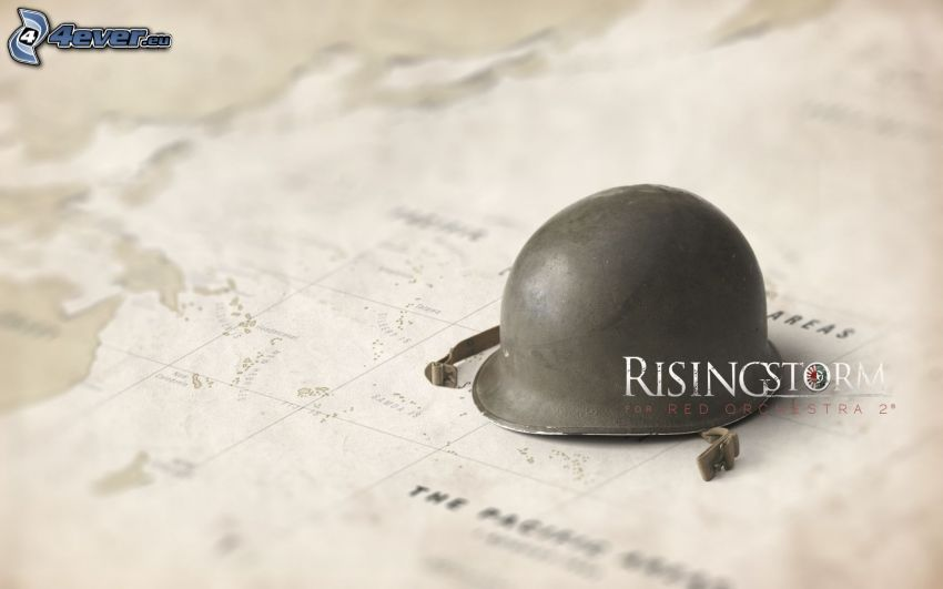 Red Orchestra: Rising Storm, carte, casque