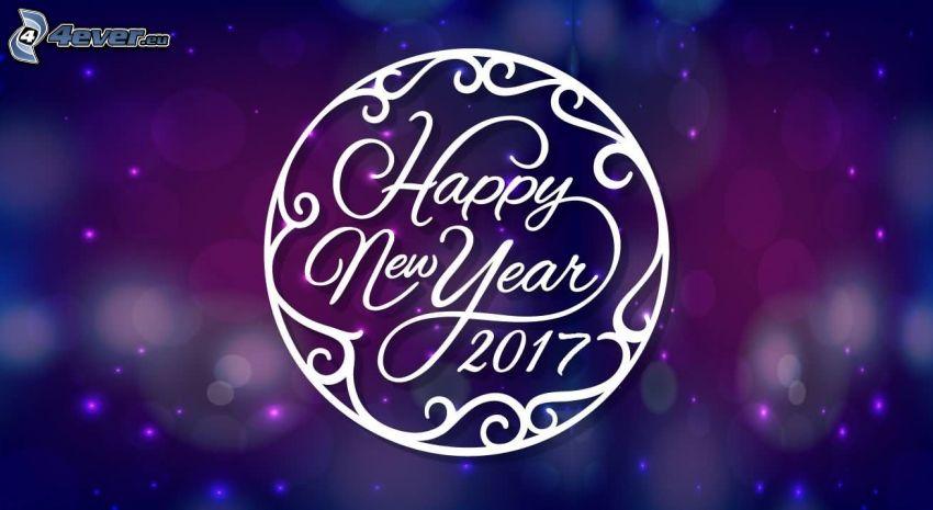 2017, heureuse nouvelle année, happy new year
