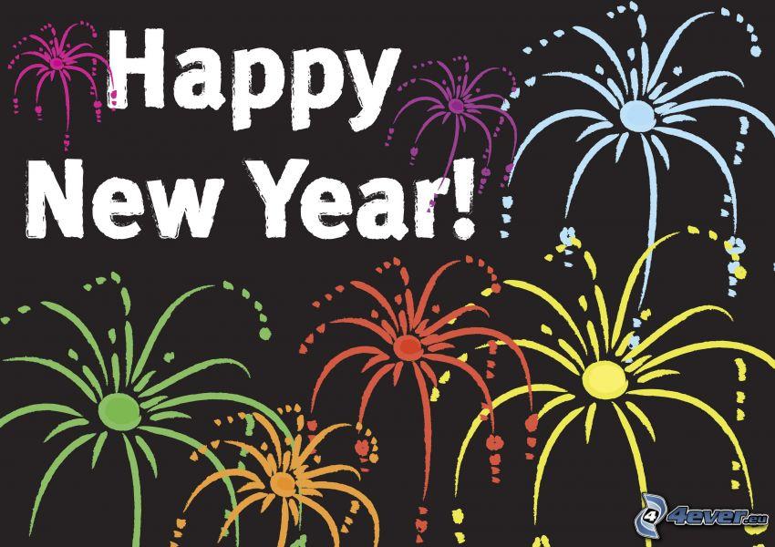 heureuse nouvelle année